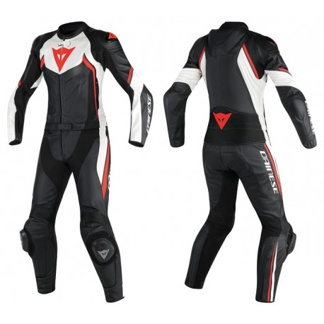 DAINESE AVRO D2 LADY BLACK WHITE RED 2017