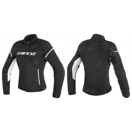 DAINESE AIR FRAME LADY D1 BLACK WHITE WOMAN