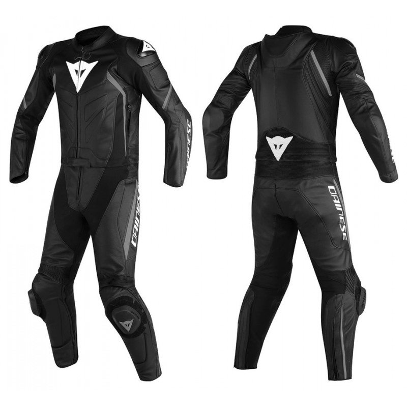 DAINESE AVRO D2 BLACK ANTHRACITE TALL