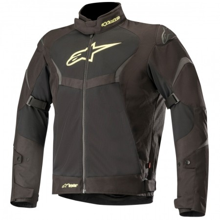 ALPINESTARS T-CORE AIR DRYSTAR BLACK YELLOW