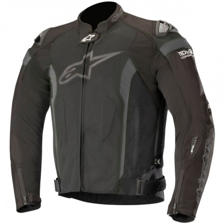 ALPINESTARS T-MISSILE TECH-AIR BLACK BLACK