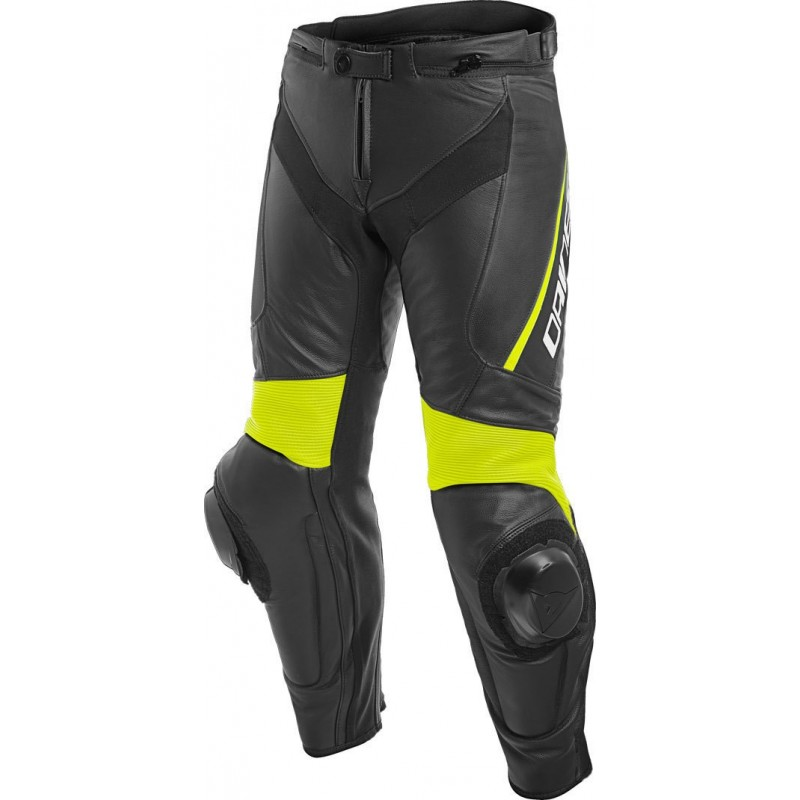 DAINESE DELTA 3 BLACK FLUO YELLOW
