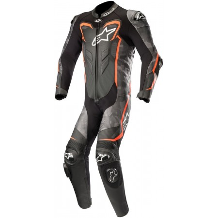ALPINESTARS GP PLUS CAMO BLACK RED