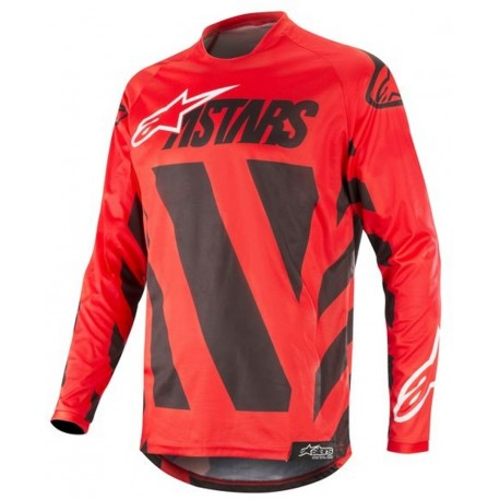 ALPINESTARS RACER BRAAP BLACK WHITE RED