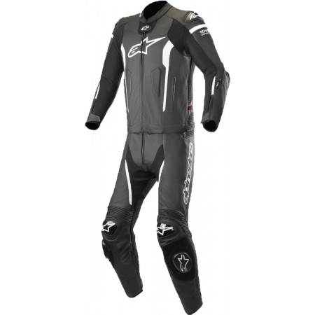 ALPINESTARS MISSILE TECH AIR BLACK WHITE