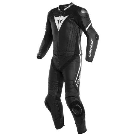 DAINESE LAGUNA SECA 4 BLACK CHAROCAL GRAY FLUO YELLOW