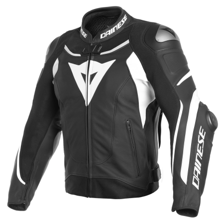 DAINESE SUPER SPEED 3 BLACK WHITE