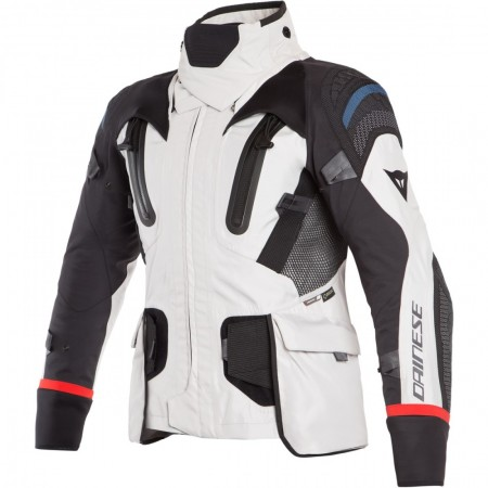 DAINESE ANTARTICA GORE-TEX LIGHT GRAY BLACK