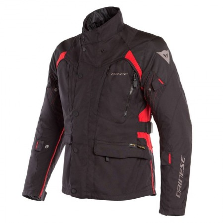 DAINESE X-TOURER D-DRY BLACK TOUR RED