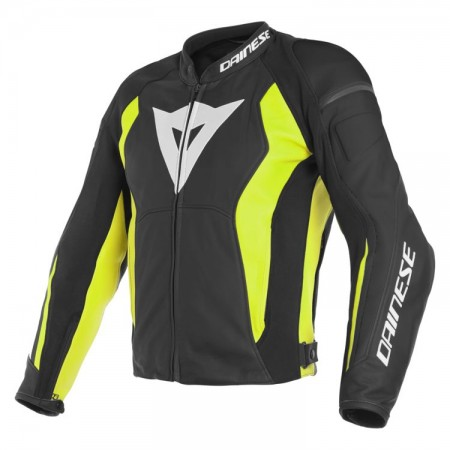 DAINESE NEXUS BLACK FLUO RED WHITE