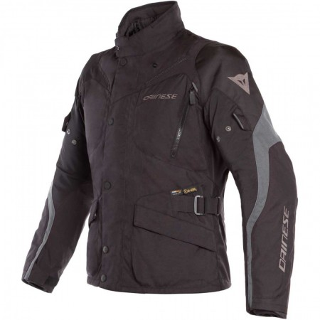 DAINESE TEMPEST D-DRY LADY BLACK GRAY