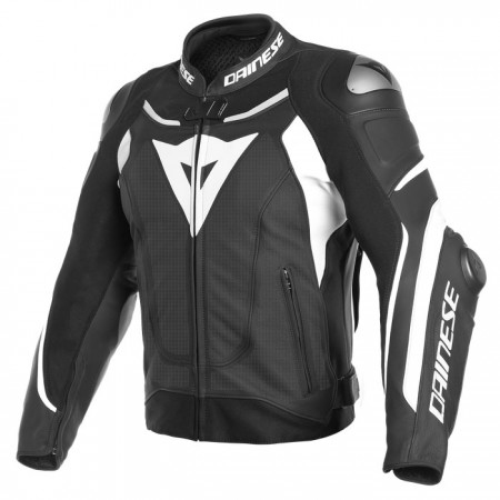 DAINESE SUPER SPEED 3 PREFORATED WHITE