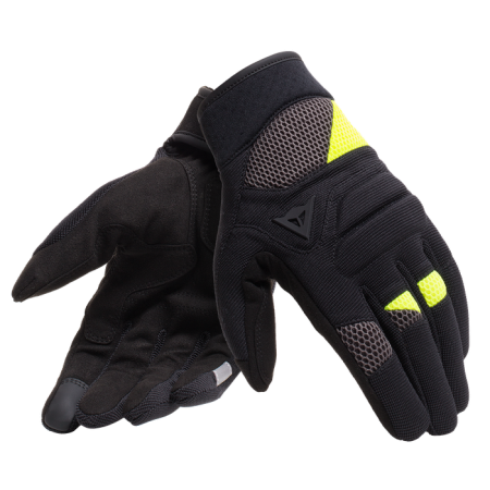 DAINESE FOGAL ROKAVICE BLACK/YELLOW