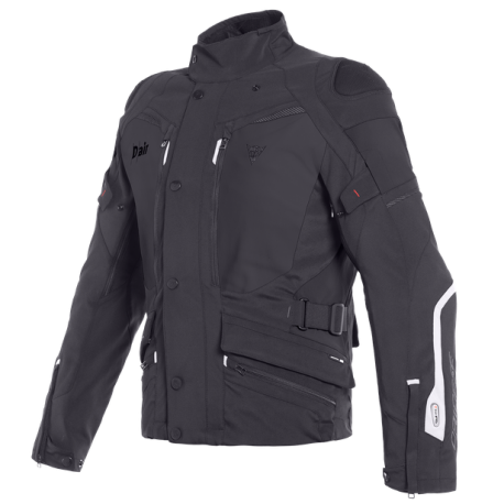 DAINESE CARVE MASTER 2 D-AIR GORE-TEX BLACK LIGHT GRAY